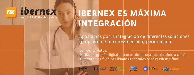 Las integraciones de Ibernex